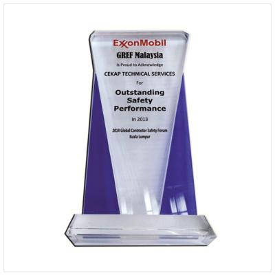 cekap Outstanding Safety Performance from ExxonMobil